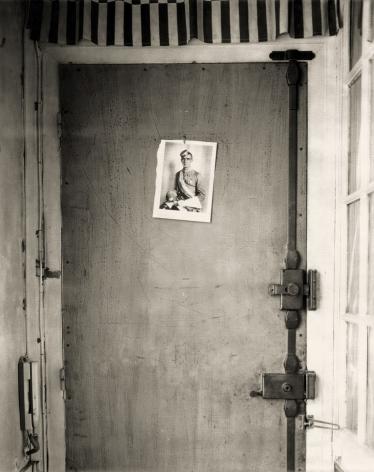 Door, Paris,2002, Archival Pigment Print