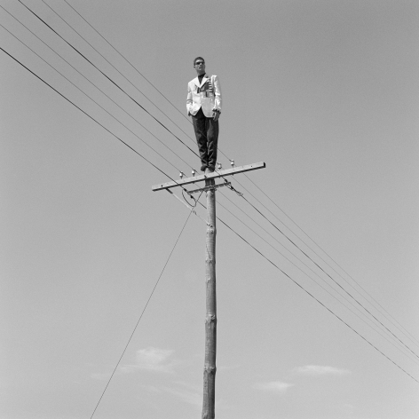 Connected (2), Portugal, 1992, Archival Pigment Print