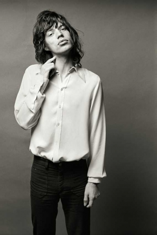 Mick Jagger, Los Angeles, 1972, Combined Edition of 50 Photographs: