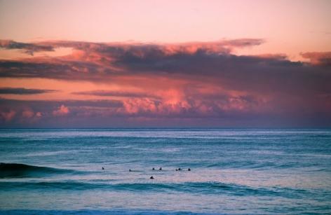Pipeline Masters, Oahu, HI (Laforet Surfers Tilt-Shift Aerial 09)