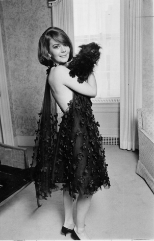 Natalie Wood, Sciassi, New York, 1963, Silver Gelatin Photograph