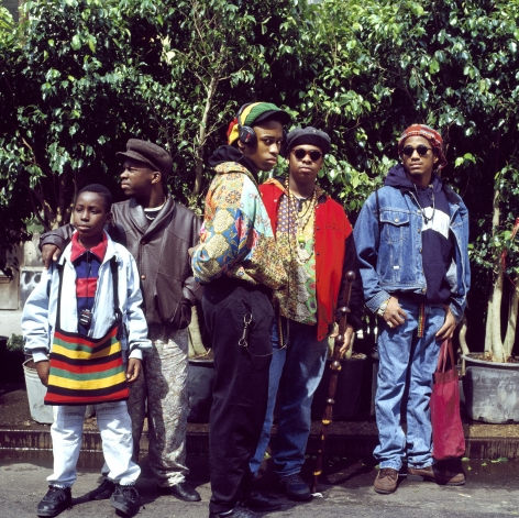 Tribe Called Quest, 1990, 16 x 20 inches - Archival Pigment Print - Edition of 50