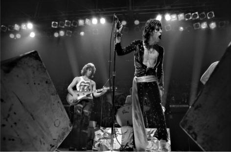 Mick Jagger, USA, July 1972, C-Print