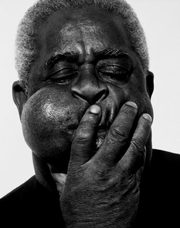 Dizzy Gillespie, Paris, 1989, 20 x 16 Inches, Silver Gelatin Photograph, Edition of 25