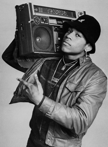 LL COOL J, NYC, 1985, 20 x 16 inches - Archival Pigment Print - Edition of 50