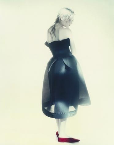 Kirsten, Paris,1987, Archival Pigment Print