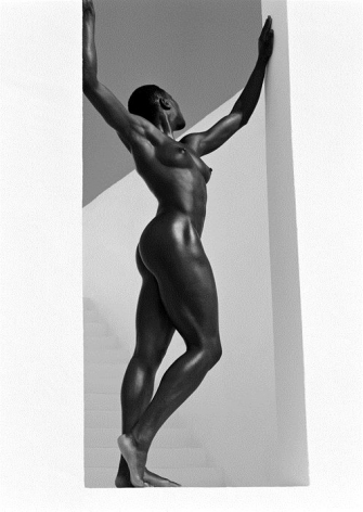 Jacqui Agyepong II, Miami, 1997, 24 x 20 Inches, Silver Gelatin Photograph, Edition of 25