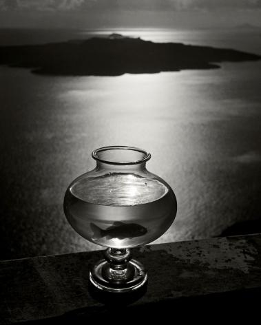 Herbert List Goldfish Bowl, Santorini, Greece, 1937