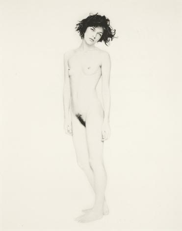 Milla, Paris,1998, Archival Pigment Print