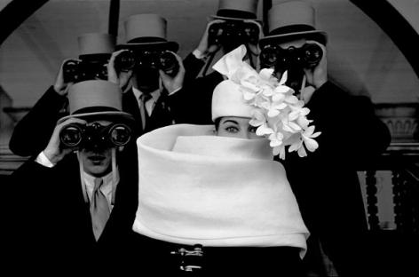 Paris (Givenchy Hat B), 1958