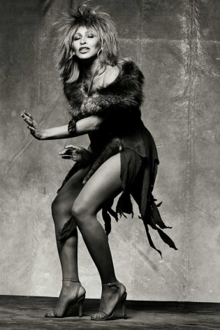 Tina Turner, Los Angeles, 1983, Combined Edition of 50 Photographs: