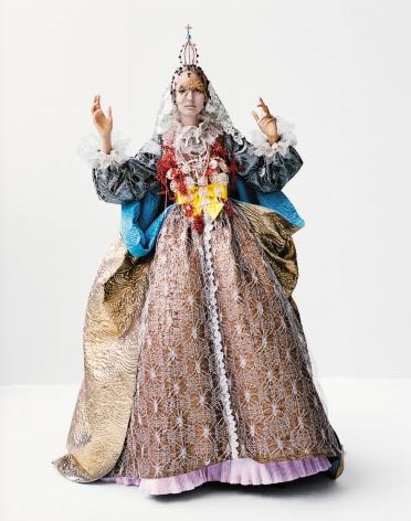 Christian Lacroix Haute Couture, Paris, France, 2001