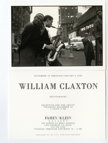 William Claxton