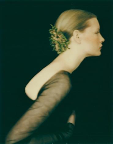 Kirsten as Juliet, London, Studio 17, Brook Street,1988, Polaroid, Ed. of 5