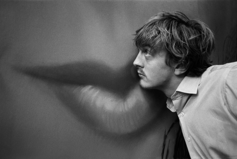 David Hemmings (with Lips), 1961-67