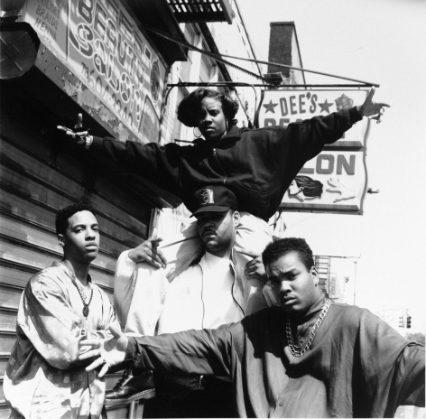 MC Lyte Brooklyn 1990, 16 x 20 inches - Archival Pigment Print - Edition of 50