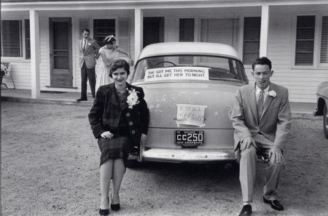 New Hampshire, 1958, 16 x 20 Silver Gelatin Photograph