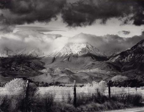 Bruce Barnbaum Lenticular Clouds: Over White Mountains, 1978/1980