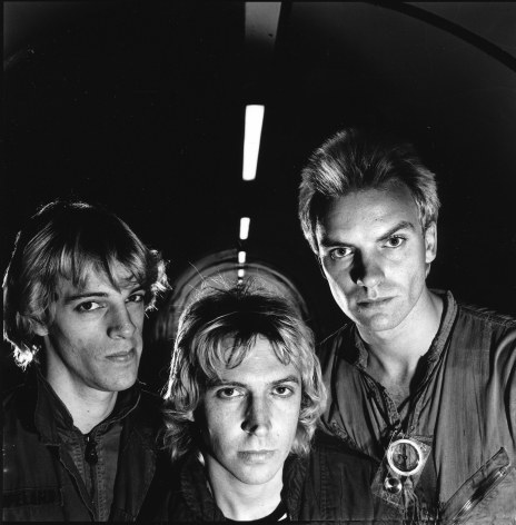The Police, London, 1978 , 16 x 20 inches - Archival Pigment Print - Edition of 50
