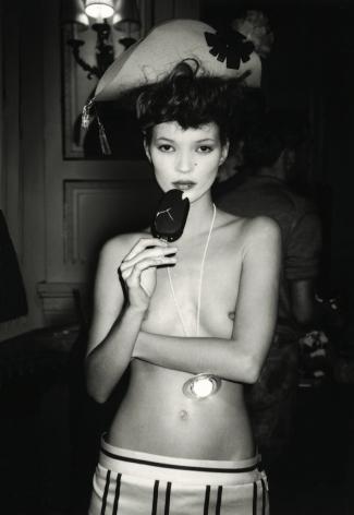 Roxanne Lowit Kate Moss at Vivienne Westwood, 1993