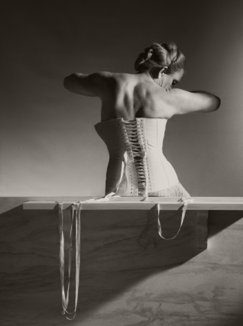 Horst P. Horst / Mainbocher Corset, Paris (1939), 2014