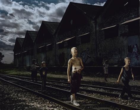 Woelflinge #09, 2003, 16 x 20 Digital C Print, Ed. 7