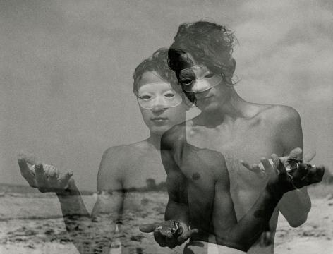 Herbert List Beach Comber, Baltic Sea, Germany, 1933
