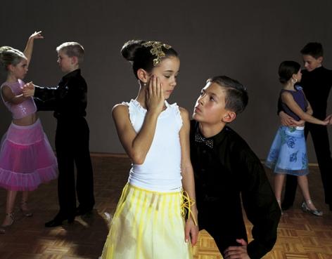 Dancing School #07, 2001, 16 x 20 Digital C Print, Ed. 7