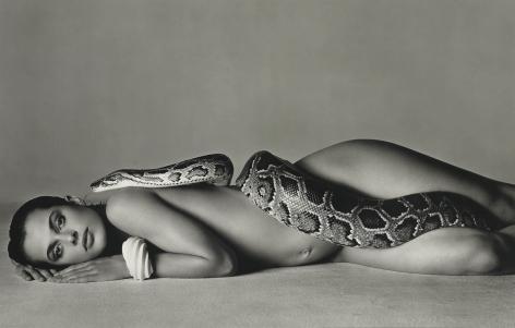 Richard Avedon Nastassja Kinski and the Serpent, Los Angeles, California, June 14, 1981/1982