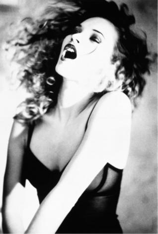 Ecstasy, Paris, 1995, Silver Gelatin Photograph