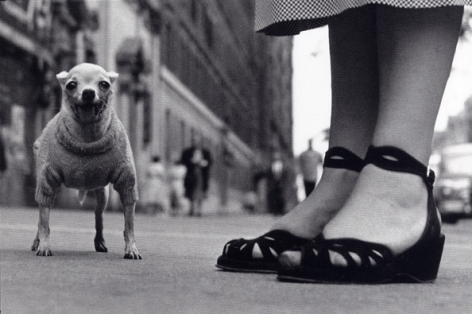 New York City, 1946, 16 x 20 Silver Gelatin Photograph