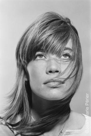 Françoise Hardy, 1974, C-Print