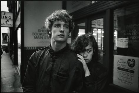Patti and Munchkin, Seattle, Washington, 1983