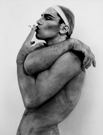 Vladimir I, Hollywood, 1990, 24 x 20 Inches, Platinum Photograph, Edition of 25