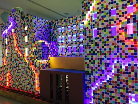 Newark Museum Permanent Outdoor Installation by IK-JOONG KANG