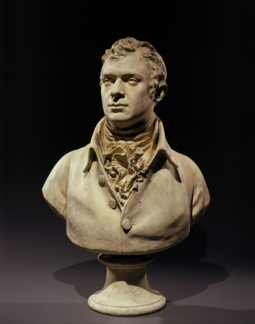 Jean Antoine Houdon (1741-1828), Portrait Bust of Robert Fulton, about 1803-04