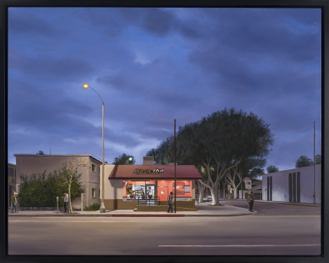 Marc Trujillo (b. 1966), 8947 West Pico Boulevard, 2017