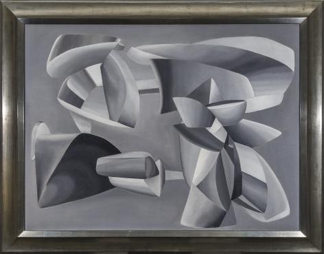 John Ferren, Grey Scale Composition, 1937
