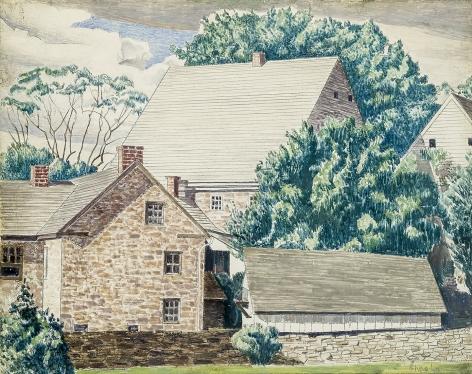 CHARLES SHEELER (1883–1965)