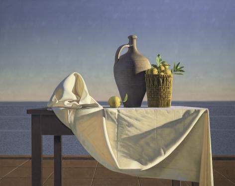 David Ligare (b. 1945), Still Life with Lemons, 2018