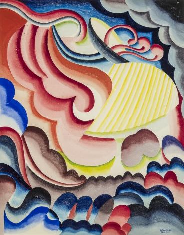 Winold Reiss (1886-1953), Untitled, n.d.