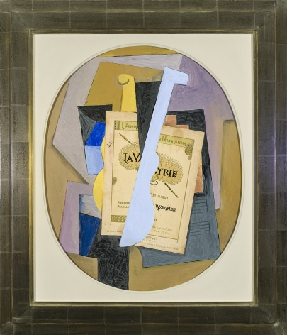 Suzy Frelinghuysen (1912-1988), Composition: The Ring, 1943
