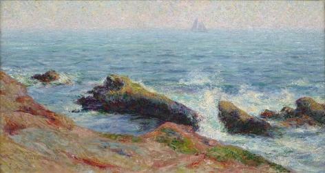 John Leslie Breck (1861-1899), Ipswich, circa 1894