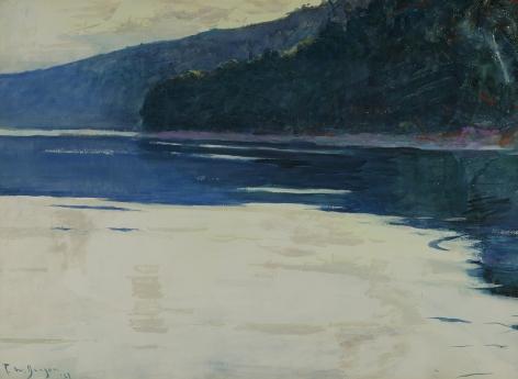 Frank Weston Benson (1862-1951), Study for Twilight, 1929