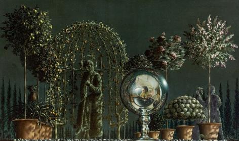 Brian Connelly (1926-1963), A Night Garden, 1955