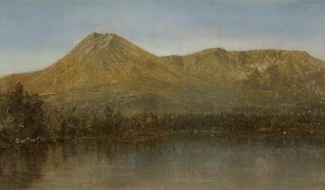 Sanford Robinson Gifford (1823-1880), Mount Katahdin, Maine, circa 1877