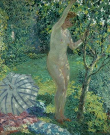 Lawton S. Parker (1868-1954), Sylvia
