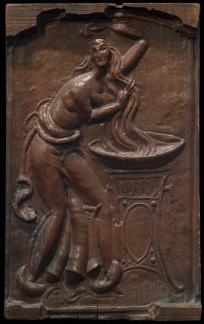 Elie Nadelman (1882-1946), Woman Washing her Hair, 1910-1912
