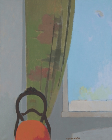 Herman Maril (1908-1986), Victorian Nook, 1976