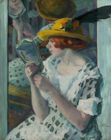 Jane Peterson (1876-1965), The Flapper, circa 1929